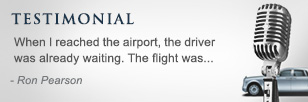 BWI Airport Limo Service Testimonial